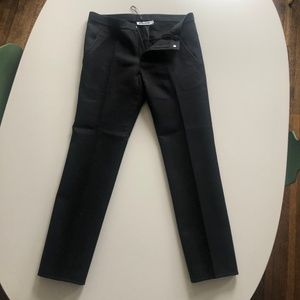 Jil Sander cotton cropped pants